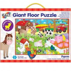 Puzzle Galt 30 de piese - Ferma