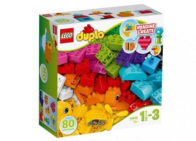LEGO DUPLO - Primele mele caramizi 10848 foto