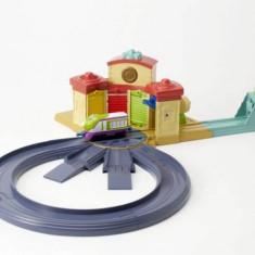 Set joc Chuggington - Depoul de lansare si pornire - Trenulet, Seturi complete