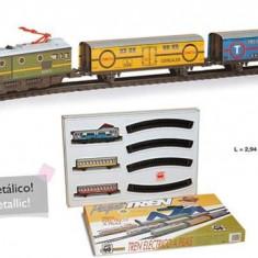 Trenulet electric colorat - Marfa - Pequetren, Seturi complete