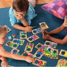 Taraboiul ratonului - Culori si atribute - Jocuri arta si creatie Educational Insights
