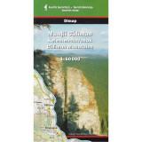 Dimap Harta Turistica Muntii Caliman