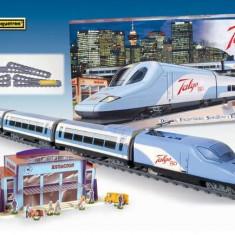 Trenulet electric calatori Talgo 350 - Pequetren, Seturi complete