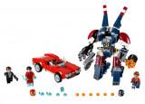 LEGO Marvel Super Heroes - Iron Man: Atacul lui Detroit Steel 76077