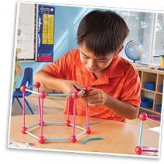 Set de constructie - Forme geometrice