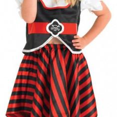 Costum de carnaval - Fetita Pirat - Costum carnaval