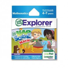 Soft educational - Intelege matematica - LeapPad