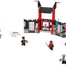 LEGO Ninjago - Evadarea din inchisoarea Kryptarium 70591