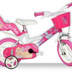 Bicicleta DINO BIKES - Barbie 126RL BA - Bicicleta copii
