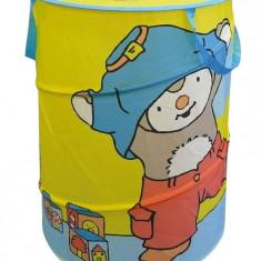 Sac pentru depozitare jucarii T'choupi - Sistem depozitare jucarii, Textil, Multicolor