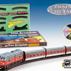 Trenulet electric calatori, Seturi complete