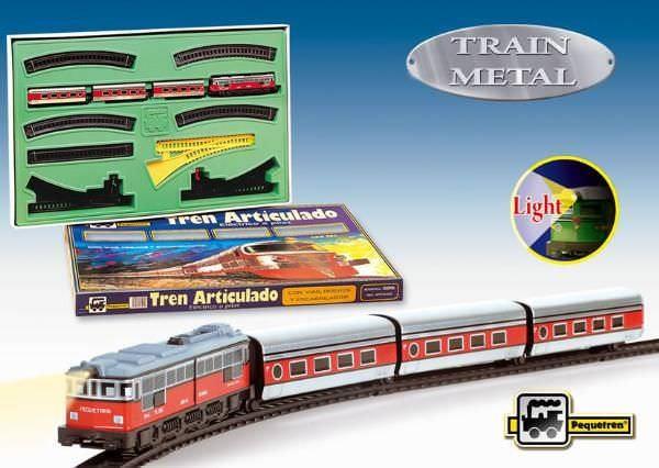 Trenulet electric calatori