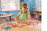 Set de constructie - Forme 3D, Learning Resources