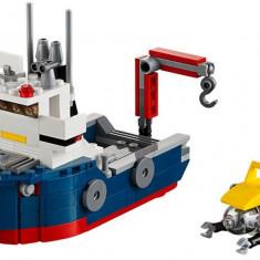 LEGO Creator - Nava de explorare oceanica 31045