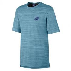 Nike Advance 15 Short Sleeve Knit Top   produs 100% original, import SUA, 10 zile lucratoare - eb270617a - Tricou barbati