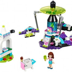 LEGO Friends - Calatorie spatiala in parcul de distractii 41128