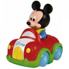Masinuta muzicala Clementoni Mickey Mouse