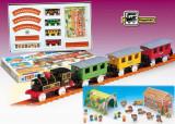Trenulet electric The Peques - Pequetren, Seturi complete