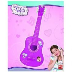 Chitara lemn Violetta - Instrumente muzicale copii Reig Musicales
