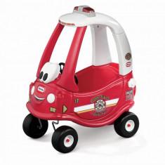 Masinuta pompieri Cozy - Little Tikes