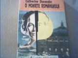 Catherine Durandin - O MOARTE ROMANEASCA [ 1993 }