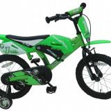 Bicicleta 16 - Motor bike - Bicicleta copii
