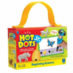 Carduri educative Junior Hot Dots