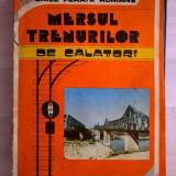 Mersul trenurilor de calatori 29 mai 1988-27 mai 1989