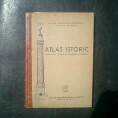 Atlas istoric pentru uzul scoalelor secundare si normale - AglaiaGheorghiu Friedmann