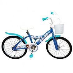 Bicicleta 20 Frozen - Toimsa - Bicicleta copii Toimsa, 14 inch