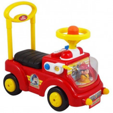 Masina de pompieri Fireman Baby Mix, Rosu