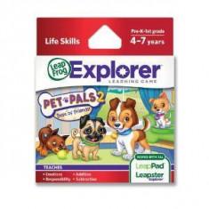 Soft educational - Prietenii mei, animalele - LeapPad