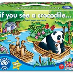 Joc de societate - Fereste-te de crocodili orchard toys