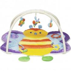 Saltea de joaca Albinuta Harnicuta - Tarc de joaca Playshoes, Multicolor