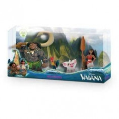 Set 4 figurine - Vaiana - Figurina Animale Bullyland