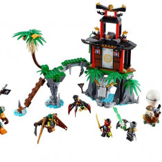 LEGO Ninjago - Insula Tiger Widow 70604