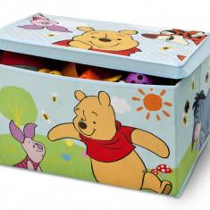 Cutie pentru depozitare jucarii Disney Winnie The Pooh - Sistem depozitare jucarii, Multicolor