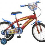 Bicicleta 16 Paw Patrol - Toimsa - Bicicleta copii
