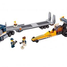 LEGO City - Transportor de dragster 60151