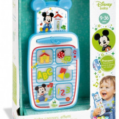 Smartphone Mickey Mouse - Jucarie interactiva Clementoni