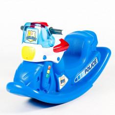 Balansoar cu sunete - Masinuta de politie - Little Tikes