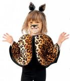 Cumpara ieftin Pelerina pentru deghizare Tigru 104-116 cm
