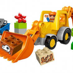 LEGO DUPLO - Incarcator-excavator 10811