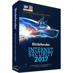 BIT DEFENDER Internet Security 2017 1 an 1 utilizator