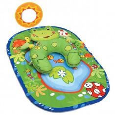Covoras de joaca Chipolino Froggy - Tarc de joaca