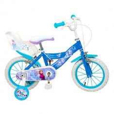 Bicicleta 14 Frozen - Toimsa - Bicicleta copii