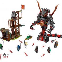 LEGO Ninjago - Zorii Destinului de fier 70626