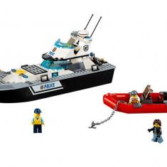 LEGO City - Nava de patrulare a politiei 60129