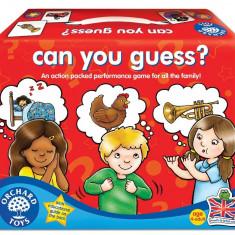 Joc educativ - Poti ghici? orchard toys