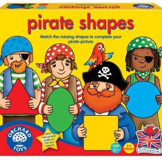 Joc educativ - Formele piratilor orchard toys